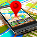 GPS Location Tracker & Route Finder