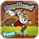 ♕ Cup run head Adventure Games by tuto kiwigoo