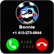 Calling Bonnie from Fredy Fazbears Pizza by Fuctorium