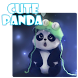 Cute baby panda live wallpaper by Theme Universe