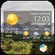 Minimal Weather Info widget by HD Widgets Dev Team