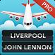FLIGHTS Liverpool Airport Pro by FlightInfoApps.com