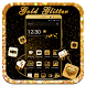 Gold glitter sparkle theme by Adroit Corporate Services