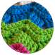 Free Crochet Scarf Patterns by Zratin