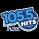 105.5 Hits FM. The Voice of Uxbridge