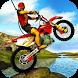 Uphill Offroad Superhero Motorcycle Racing Rush by Gamatar