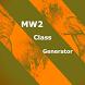 MW2 Class Generator by tomekhotdog