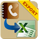 Export Phone Contacts to Excel by SendGroupSMS.com Bulk SMS Software