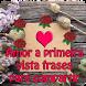 AMOR A PRIMEIRA VISTA FRASES PARA COMPARTIR