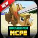 Dinosaur Mod For MCPE` by KodChaCha Software