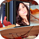 Book Photo Frame by Landmark App Studio