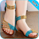 Shoes Designs For Girls 2017 by RedBeri Apps