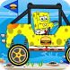 Super Sponge's World Adventure bob car by LOCK SCREEN
