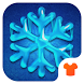 Winter Crystal Snowflake Theme