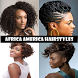 Africa America Hairstyles by legendladyapps