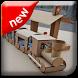 DIY Cardboard Toys by nganarapps
