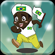 Brazilian man Run Freeplay by Runner World Flag