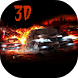 Дорожные Гонки Ночной Город 3D