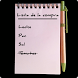 Lista de la compra by Kinope