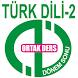 AÖF DÖNEMSONU TÜRK DİLİ 2 by AÖF KURSLARI