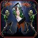Zombie Photo Frame by QuickApp Studio