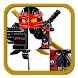 Puzzle Ninjago Toys by learn apps