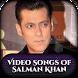 Video songs of Salman Khan by Filmy Heros