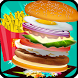 Burger Maker Chef Cooking Game by BabyGamesStudio