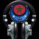 Radio Morocco by blue sky