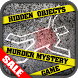 Murder Mystery Hidden Objects by Wayne Hagerty