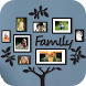 Tree Collage Photo Maker by Cruise Infotech