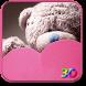 Teddy Bear Live Wallpaper 3D by eNIX solution