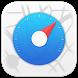 GPS Speedometer by PeaSoft