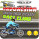 Indonesian Drag Bike Street Race 2018 by UVO Studio