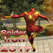 New Iron Spider Tips by NAGA HITAM