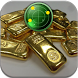 Real Gold Metal Scanner Detect by apk.usos