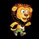puzle lion paw vs marshal lox by pangkep studio