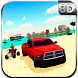 City Beach Rescue Coast Guard Team – Driving Sim by Black Raven Interactive