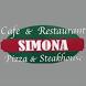Cafe Simona Nærum by OrderYOYO