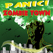 Panic in Zombie Town by Ryoshenron