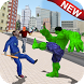 Monster Superhero City Fighter ( The Big Man ) by The Knights Inc.