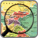 Map of Kyrgyzstan – Travel by Info MAP all country in world