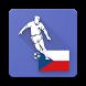 Czech Republic Football Pro by Sylvain Saurel