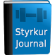 Styrkur - Workout Journal by StyrkurApp