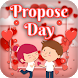 Valentine's Day - Propose Day Messages by Think App Studio