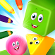 Kids Learn Shapes and Colors by App Nanny - Your Kids Caretaker