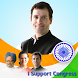 Congress DP Maker: I Support Congress/INC by Elite Saga