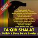 Ta'qib Shalat ( Dzikir & Do'a Ba'da Sholat ) by Padepokan Sabda Wali