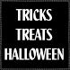 Tricks Treats Halloween by Michelle Kirk