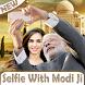 Selfie with Narendra Modi Ji by DS Web App